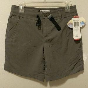 Women's Columbia Omni-Dry Venture II Short